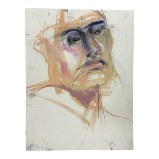 Rolando Rosler Abstract Portrait #6 For Sale