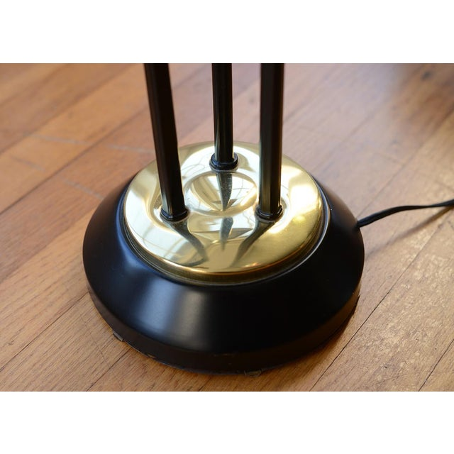 Mid-Century Modern Mid-Century Modern Enamel Table Lamp For Sale - Image 3 of 10