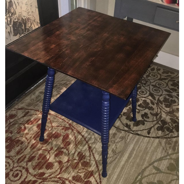 Vintage Parlor Table - Image 2 of 3