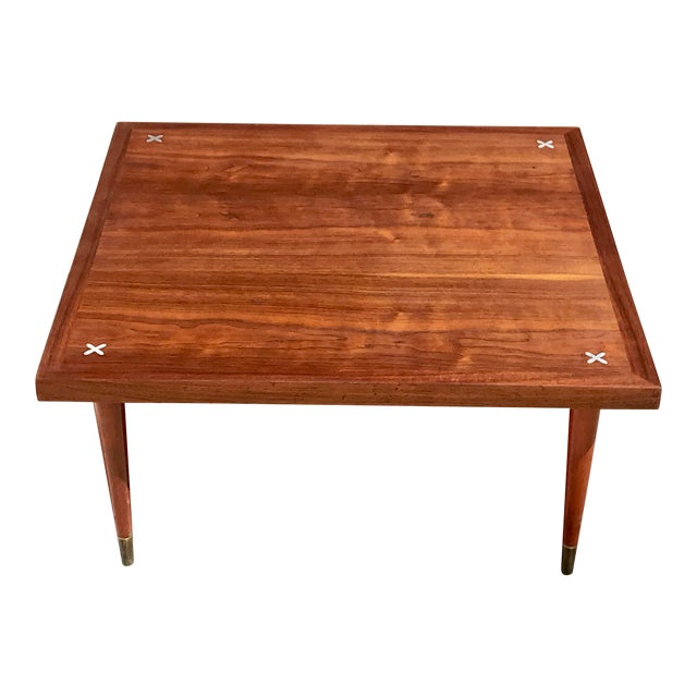 1960s Vintage American Of Martinsville Mid Century Modern Coffee Table For