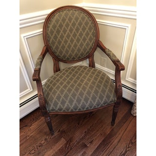 Ethan Allen Accent Chairs - A Pair Preview