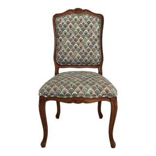 1990s Vintage Ethan Allen Accent Chair For Sale