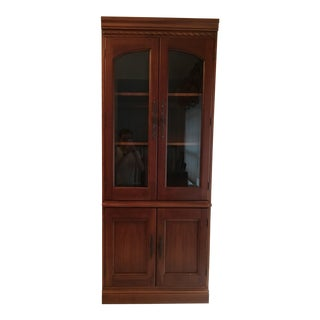 Bookcase by Hooker Furniture For Sale