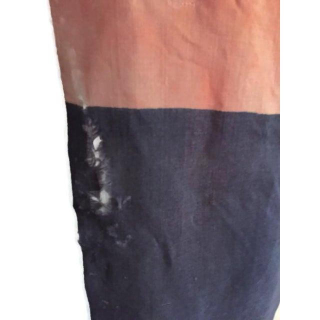 Vintage Union Jack Paper Thin Distressed Flag - Image 5 of 10