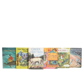 Fairy Tales From Around the World Gift Set, S/6 For Sale