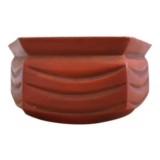 McCoy Floraline Ceramic Planter