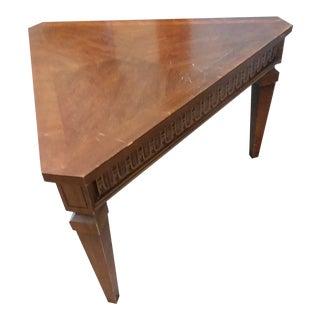 1960s Mid-Century Modern Lane Altavista Triangle Table