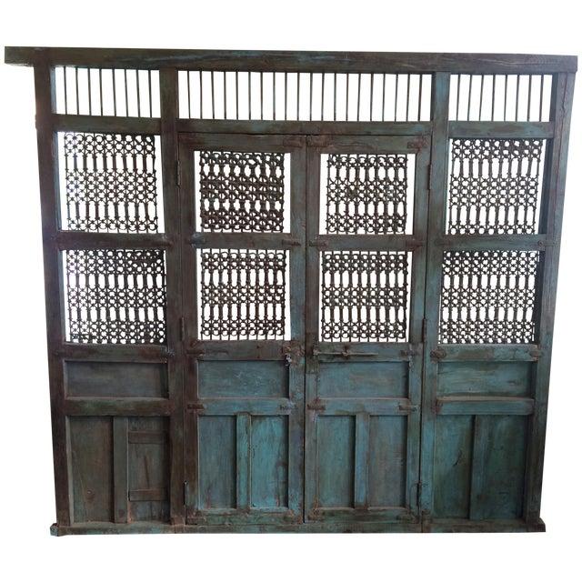 Indian Temple Door - Image 1 of 3
