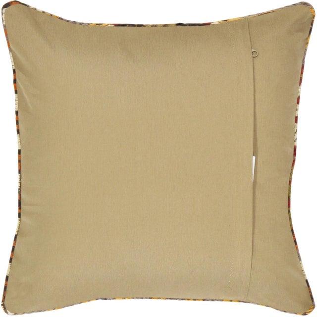 Pasargad Vintage Turkish Kilim Pillow - Image 2 of 2
