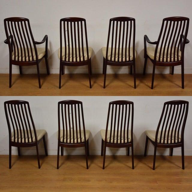 Danish Modern Dining Chairs: Danish Modern Dining Chairs - Set Of 8