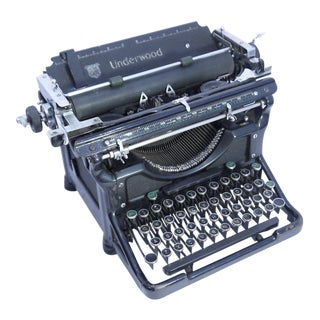 Vintage Underwood Industrial Typewriter