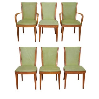 Heywood-Wakefield Vintage Dining Chairs - Set of 6
