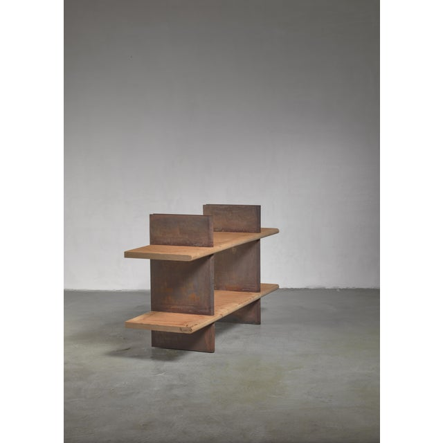 Angelo Mangiarotti Shelves, Italy For Sale - Image 6 of 7