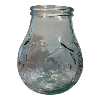 Vintage Glass Rumtopf Jar For Sale