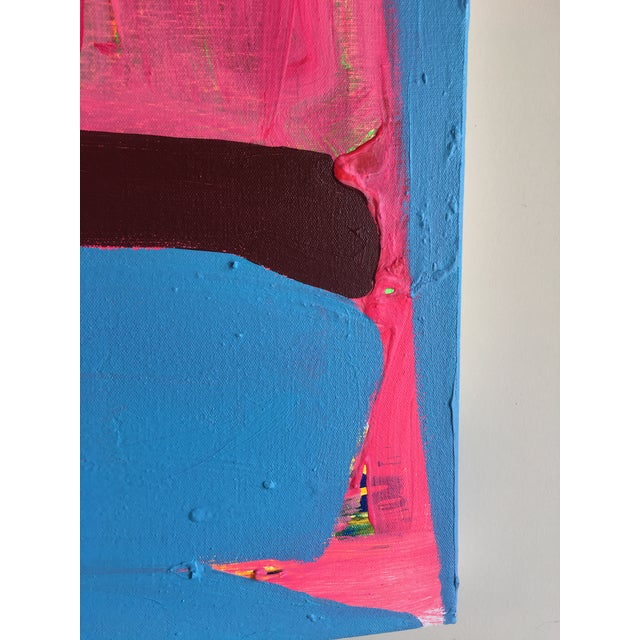 "2010s Paul Behnke ""Vandervoort Place"", Painting For Sale - Image 5 of 8"