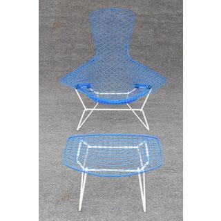 "Mid-Century Modern ""Bird"" Chair & Ottoman Preview"