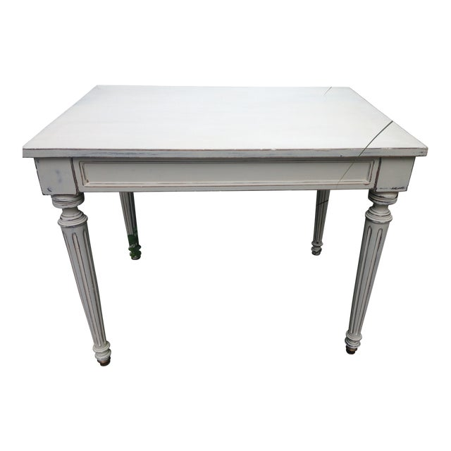 Incredible 1950S Shabby Chic Accent Tables With Drawers Home Interior And Landscaping Palasignezvosmurscom
