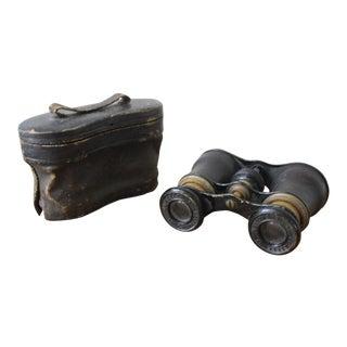 Jumelle Chevalier French Binoculars