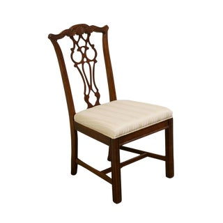Bernhardt Furniture Chippendale Style Dining Side Chair For Sale