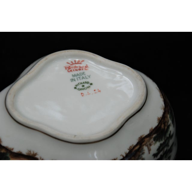 Richard Ginori Gin 117 Small Trinket Bowl - Image 6 of 6