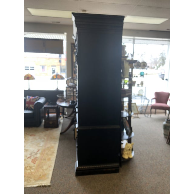 Wood 1990s Century Furniture Folding Wardrobe Armoire For Sale - Image 7 of 10