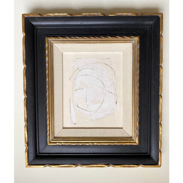 Etching Vesica VI by Kimberly Moore For Sale - Image 4 of 4