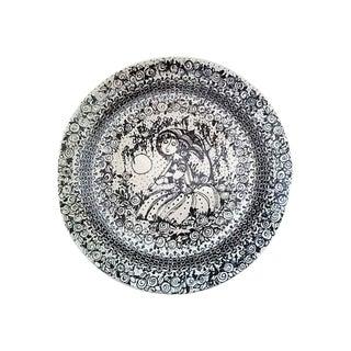 Danish Bjorn Wiinbald Plate For Sale