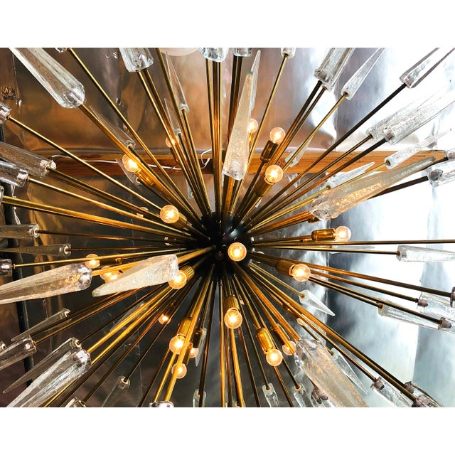 Fabio Ltd Sole Sputnik Chandelier by Fabio Ltd For Sale - Image 4 of 7