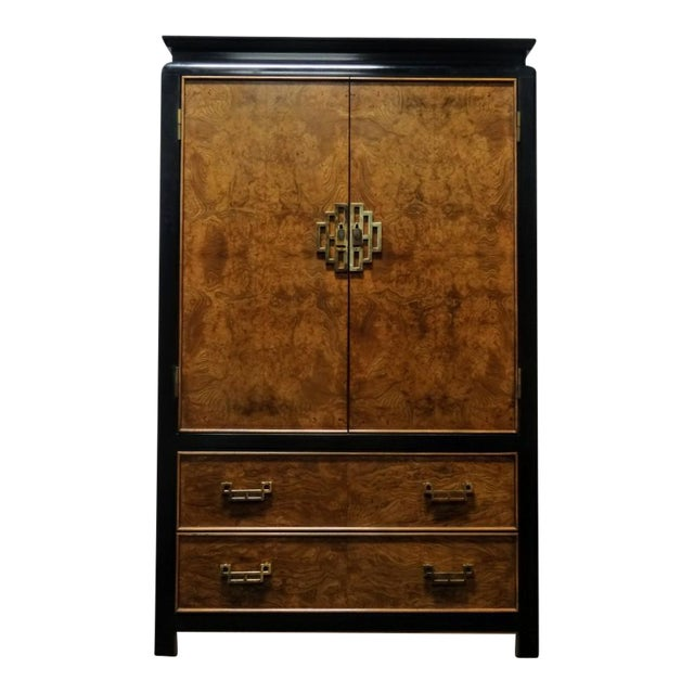 Century Furniture Sale: Century Furniture Co. Chin Hua Asian Style Armoire