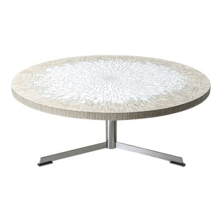 Ceramic Mosaic Coffee Table by Heinz Lilienthal - 1970's For Sale