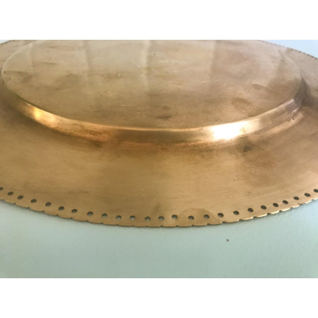 Zodiac Brass Plate For Sale - Image 5 of 7
