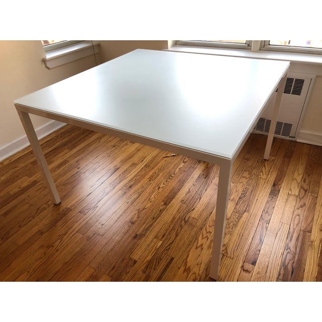 2010s Room and Board Custom Pratt Table For Sale - Image 5 of 10