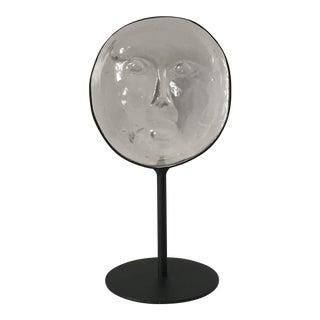 Erik Hoglund Glass Sculpture by Kosta Boda