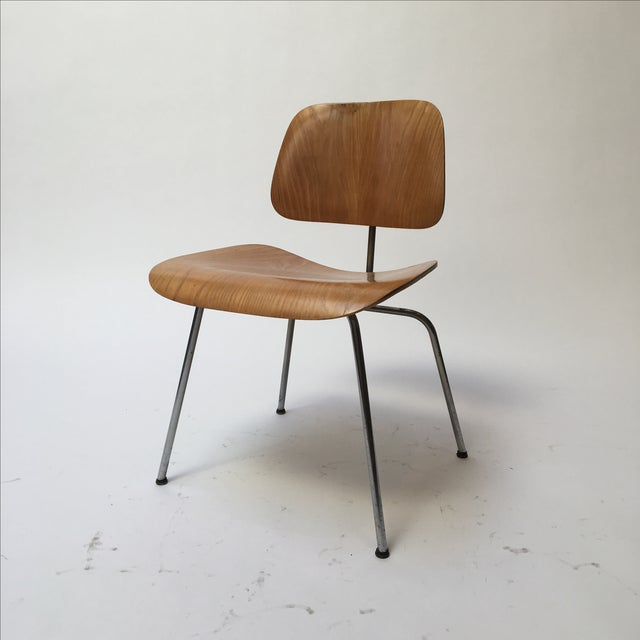 Eames DCM Chair by Herman Miller For Sale In San Francisco - Image 6 of 11