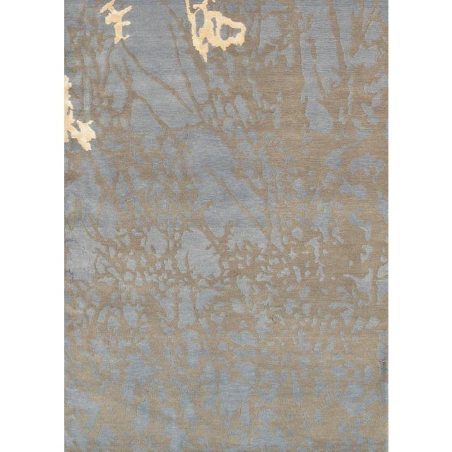 """Pasargad Modern Collection Rug - 8'1"""" x 10' - Image 2 of 2"""