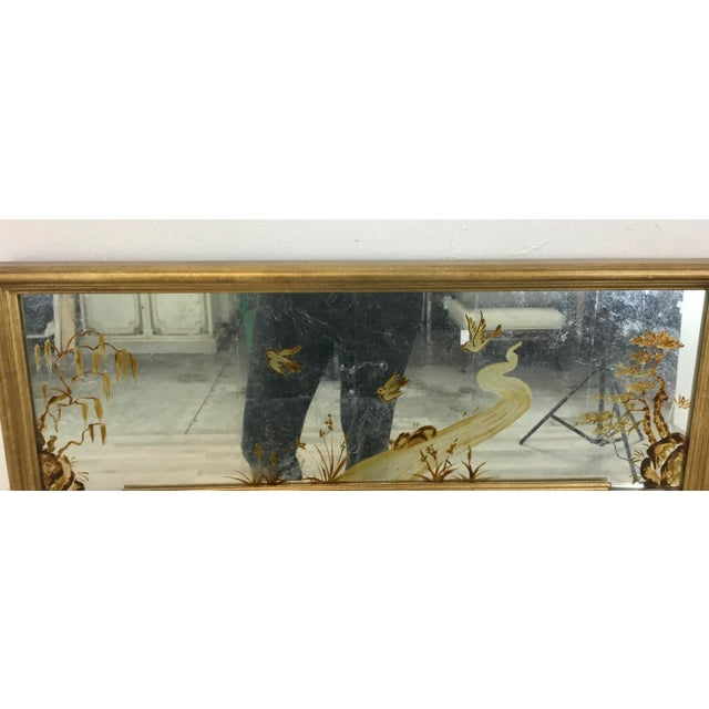 Made Goods Asian Chinoiserie Eloise Wall Mirror For Sale In Atlanta - Image 6 of 7
