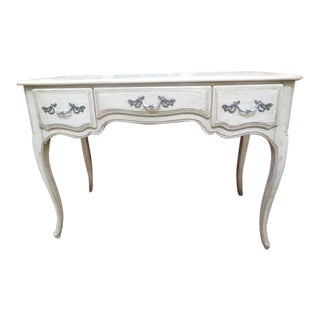 1960s French Style Vanity/Writing Desk For Sale