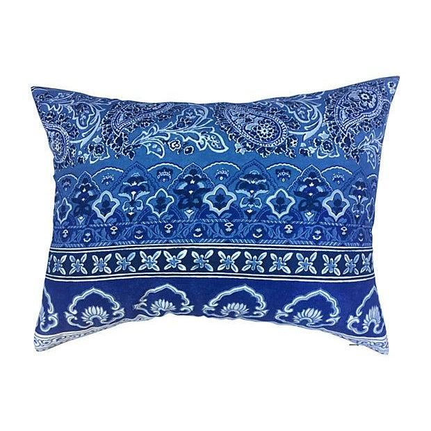 Ralph Lauren Martinique Print Pillow - Image 1 of 5