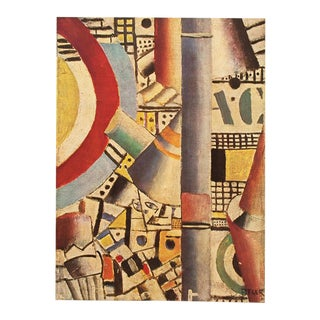 "1947 Fernand Léger ""Clowns"", Original Period Parisian Lithograph For Sale"
