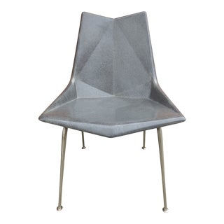 "Mid Century Modern Paul McCobb ""Origami"" Shell Chair For Sale"