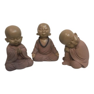 Baby Monks - Set of 3