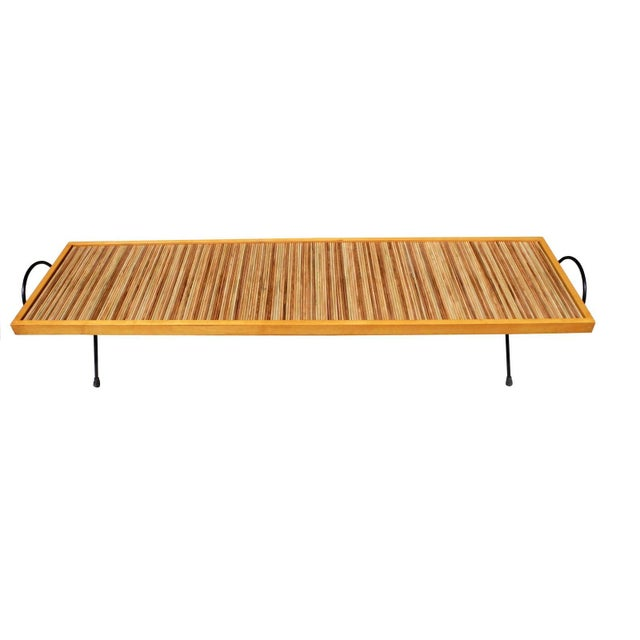Mid-Century Modern Mid-Century Modern Laverne Bench/Coffee Table by Katavolos, Littell and Kelly For Sale - Image 3 of 10
