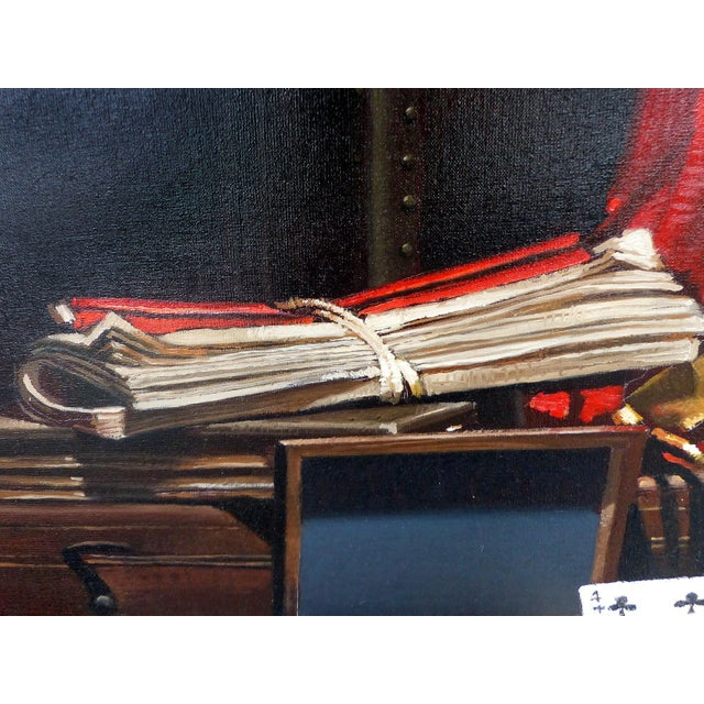 Still Life w/ Letters by Diego Dayer - Image 5 of 11