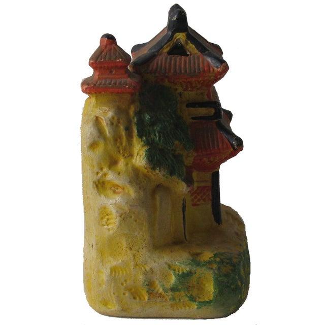 Vintage Pagoda Incense Burner - Image 5 of 5