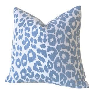 SkyLeopard Schumacher Pillow Cover - 24x24 For Sale