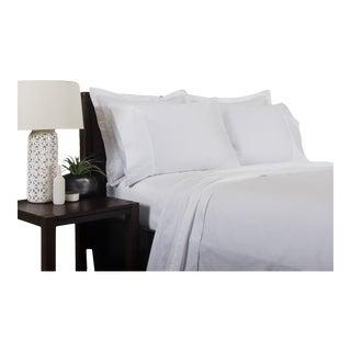 St. Moritz - 700 Flat Sheet Queen - White For Sale