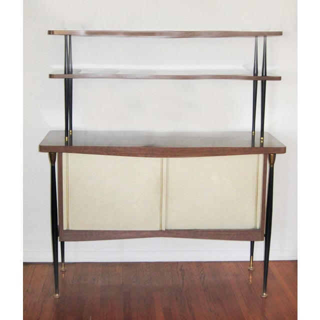 Mid-Century Modern Mid-Century Virtue Brothers Hutch by Robert Kjer Jakobsen For Sale - Image 3 of 6