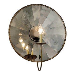 Urban Electric Co. Andrew Reflector Wall Sconce
