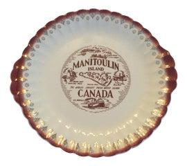Image of Creamware Decorative Plates