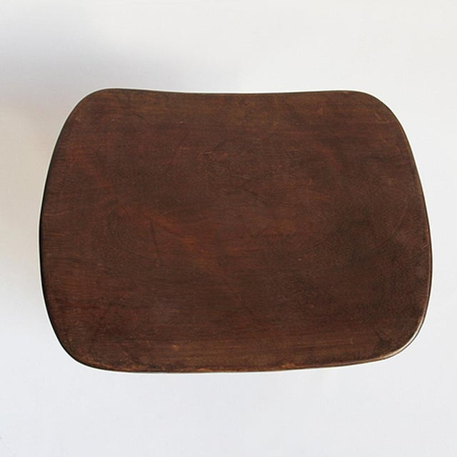 African Senufo Tribal Stool For Sale - Image 3 of 3